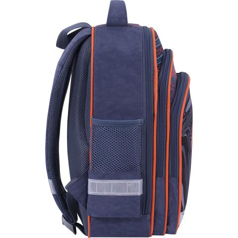 Рюкзак школьный Bagland Mouse 321 серый 509 (00513702)