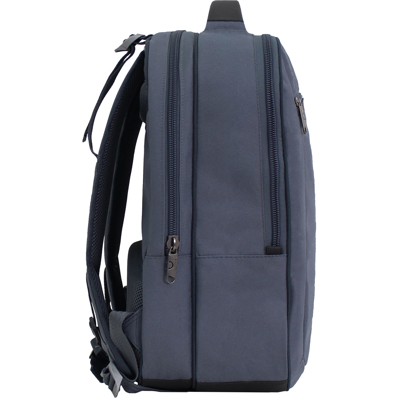 Рюкзак для ноутбука Bagland Рюкзак под ноутбук 536 22 л. Темно серый (0053666) фото 2