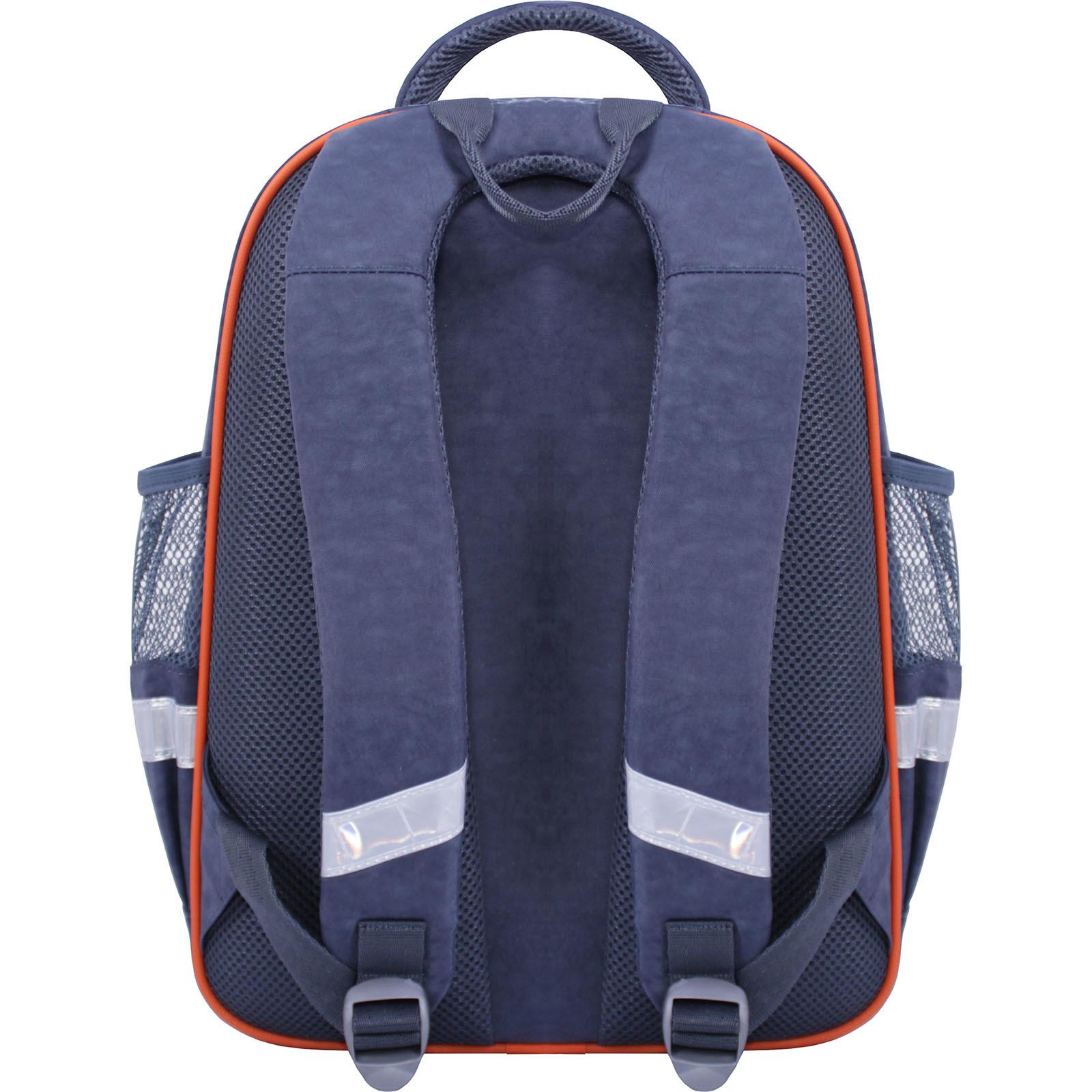 Рюкзак школьный Bagland Mouse 321 серый 509 (0051370) фото 3