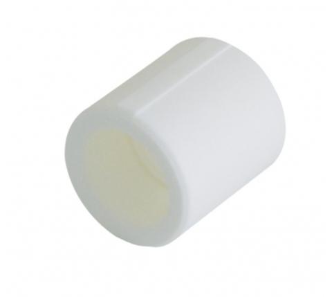 Kalde 20 мм муфта равнопроходная полипропиленовая