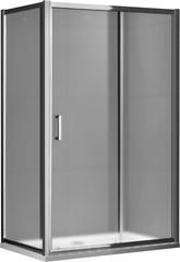 Душевой уголок Gemy Victoria S30191DM-A90M 110х90 см