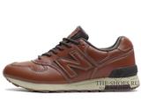 Кроссовки Мужские New Balance 1400 Brown Leather