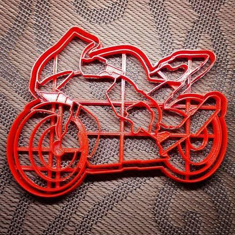 Мотоцикл Honda Fireblade