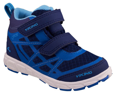 Ботинки Viking Veme Vel Mid GTX Blue демисезонные