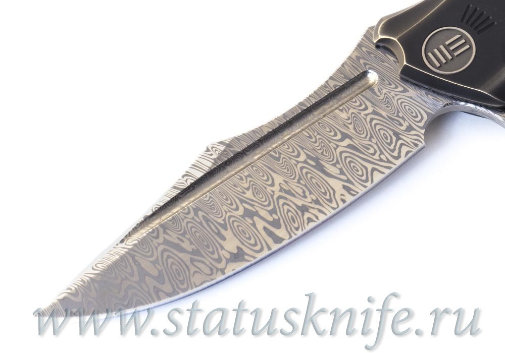 Нож We Knife 814DS Chimera Damasteel - фотография