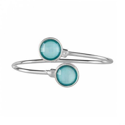 Браслет Pearl Blue Sky Agate C9331.21 B/S