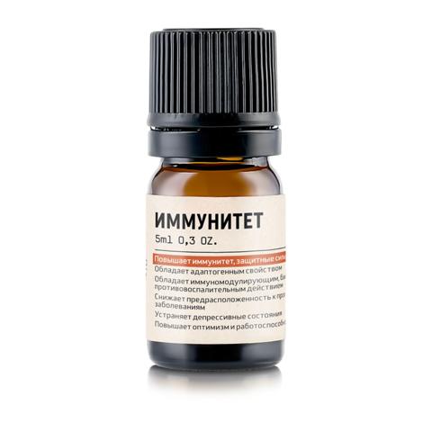 Композиция натуральных эфирных масел Иммунитет 5 мл  (Mi&ko)
