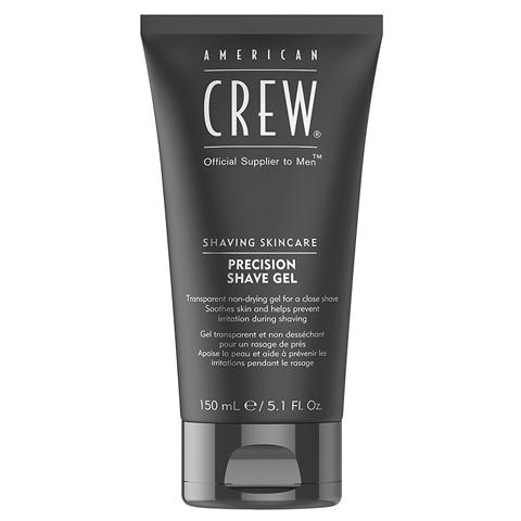 American Crew Shave: Гель для бритья (Precision Shave Gel), 150мл/450мл