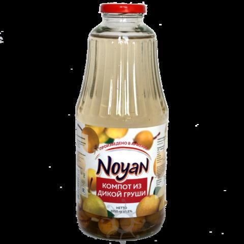 Компот Noyan из дикой груши, 1л