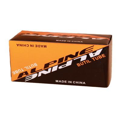 """Камера Eastman/Alpine 24""""x1.95 (45-55) в упаковке, авто нипель, бутиловая"""