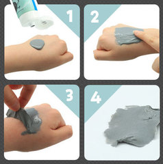 Маска-Пленка Для Очищения Пор Elizavecca Hell-Pore Clean Up Mask, 100 Мл