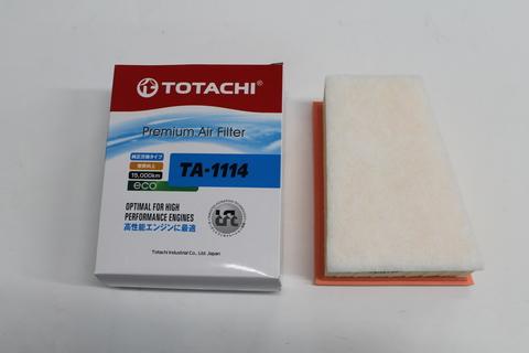 Фильтр воздушный Ларгус 16кл Totachi TA-1114 (Largus 1.6 16V)