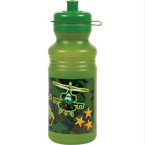 Бутылка спортивная Камуфляж, 530 мл