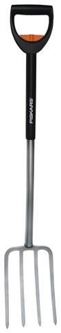 Вилы Fiskars SmartFit телескопические, 125 см