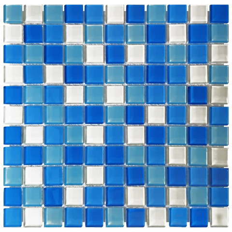 Мозаика стеклянная Aquaviva Сristall YF-812 / 23337