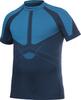 Термобелье Футболка Craft Warm мужская синяя