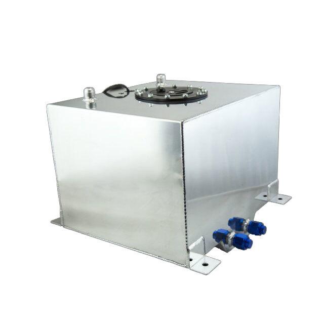 Алюминиевый топливный бак 30 литров для автоспорта