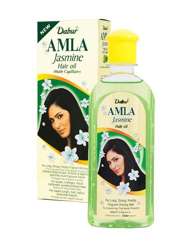 Масло для волос Амла с жасмином для окрашенных волос, 200 мл Dabur