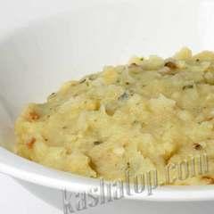 Пюре картофельное с грибами 'Леовит' готовое блюдо