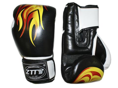 Перчатки боксёрские FLAME. Размер 6 унций: flame-06#
