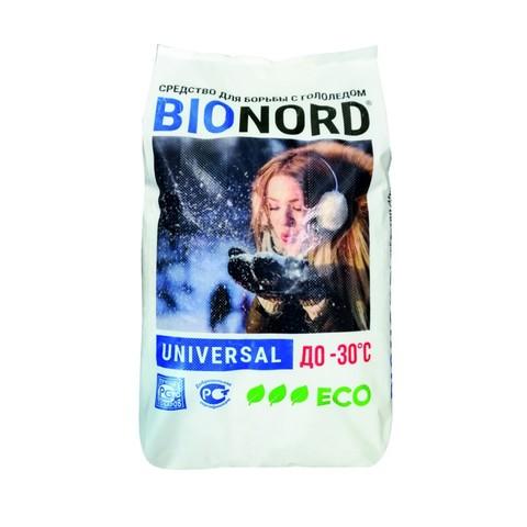 Реагент противогололедный Бионорд Универсал -30С 12кг