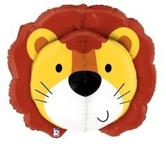 G Фигура Голова льва 3D, 30
