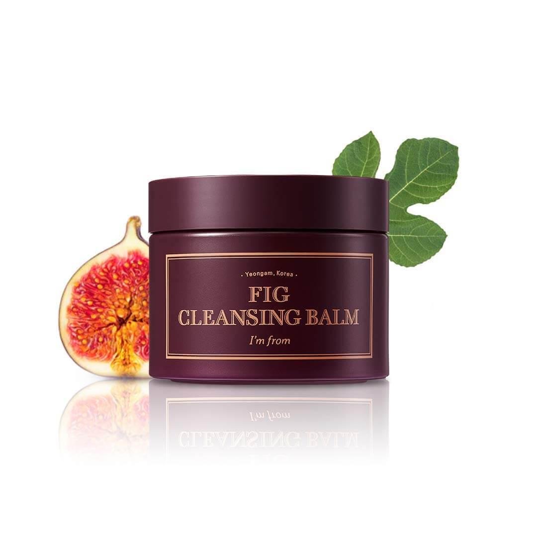Бальзам для снятия макияжа I'm from Fig Cleansing Balm 100 мл
