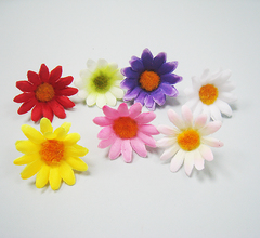 Цветок ромашки 4 см.