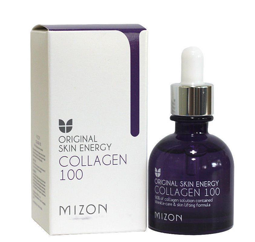 Омолаживающая сыворотка с морским коллагеном | Mizon collagen 100 (30ml)