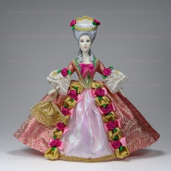 Сувенирная кукла Маркиза в костюме 18 века