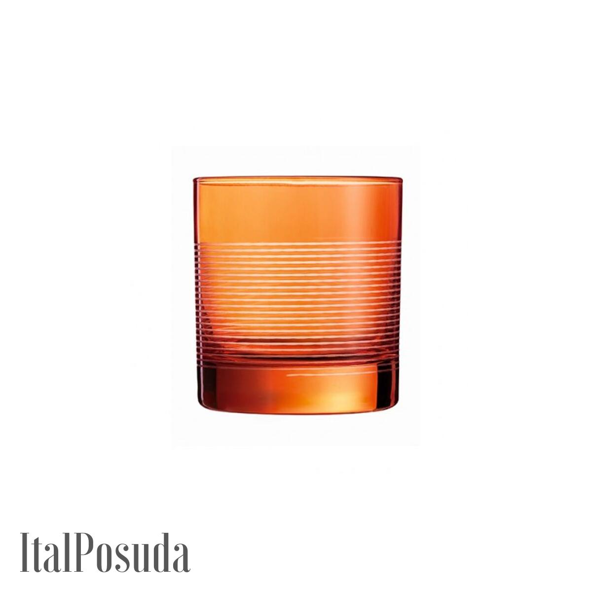 Набор стаканов Eclat Cristal d'Arques Illumination Colors (Иллюминейшн Колорс), 4 шт L7604