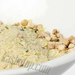 Пюре картофельное с грибами 'Леовит' содержимое