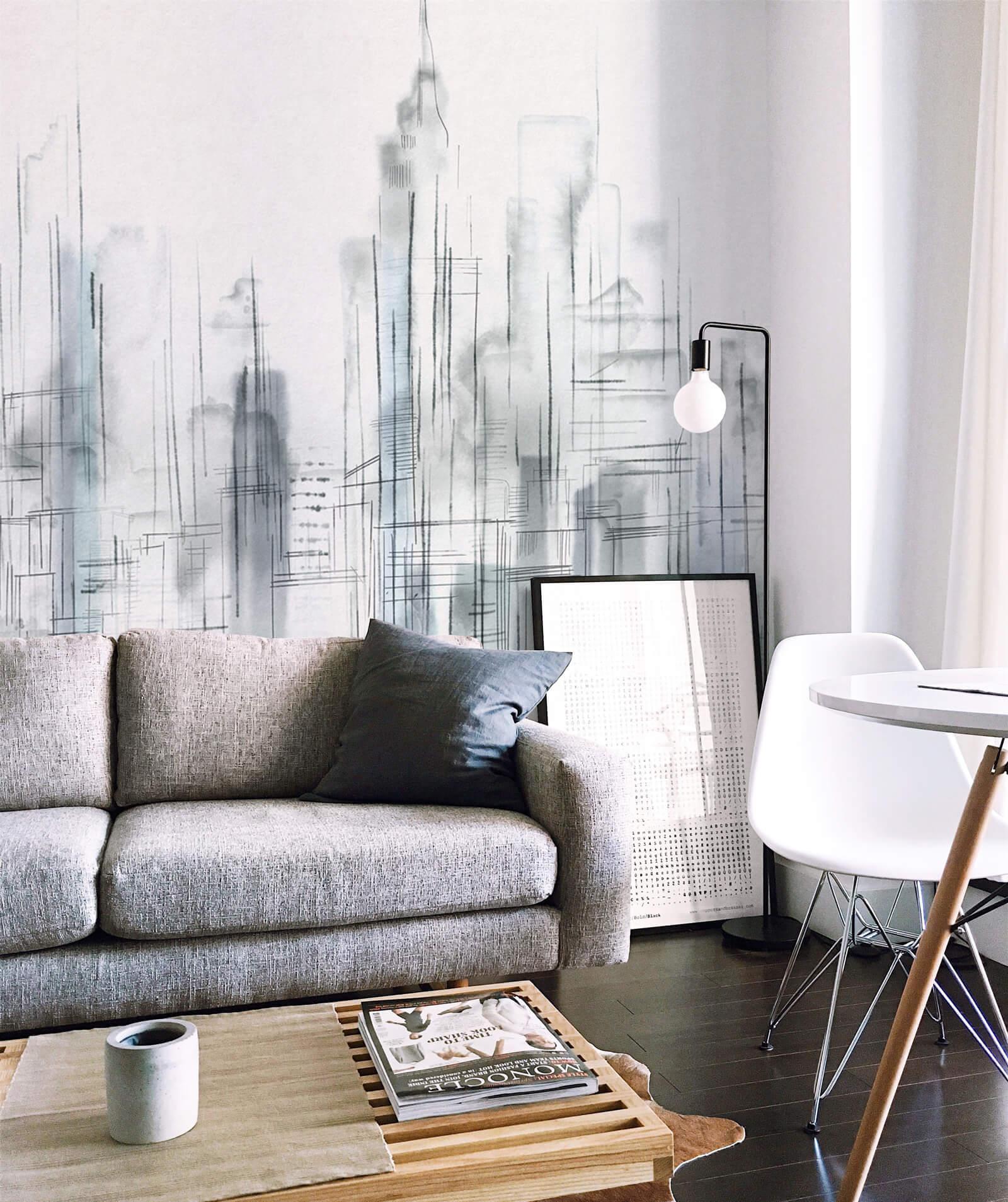 Дизайнерские обои Respace Нью-Йорк - вид 3