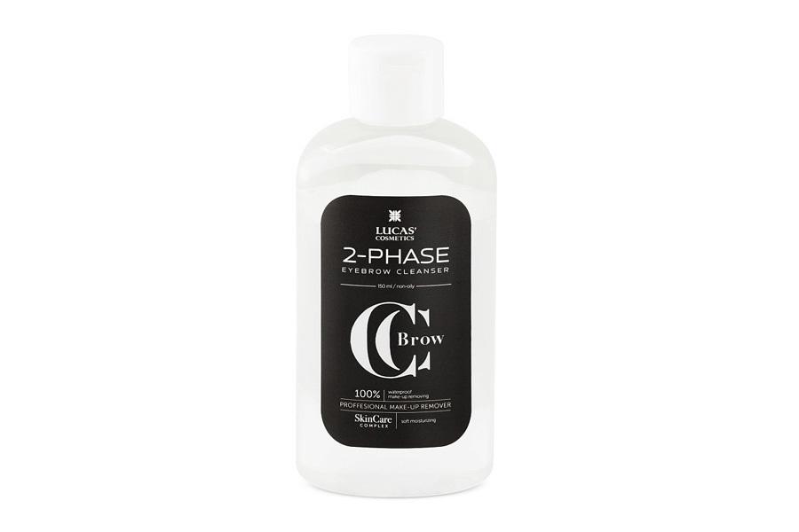 Жидкость двухфазная CC Brow 2-phase Eyebrow Cleaner 150мл