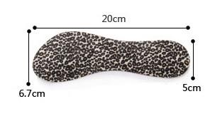 Женские пробковые стельки в туфли с массажными подушечками, 1 пара
