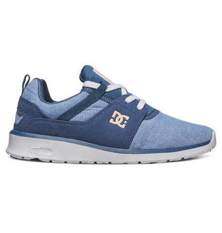 Кеды DC HEATHROW SE J SHOE NWH Navy/White
