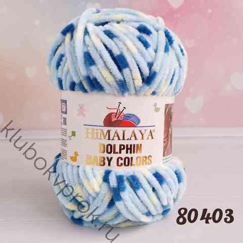 HIMALAYA DOLPHIN BABY COLORS 80403,