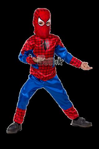 Карнавальный костюм Человек - паук детский