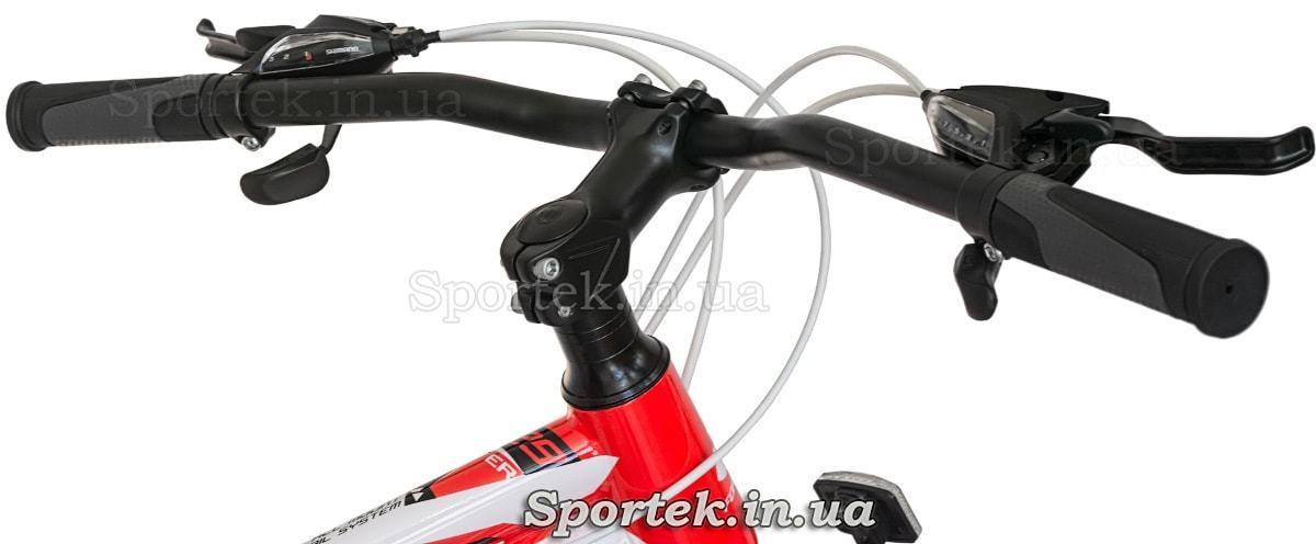 Кермо і винос керма гірського чоловічого велосипеда Formula Atlant DD (Формула Атлант ДД)
