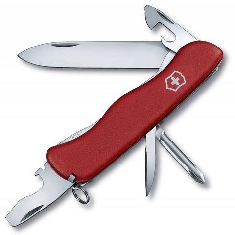 Нож перочинный Victorinox Adventurer (0.8453) 111мм 11функций красный