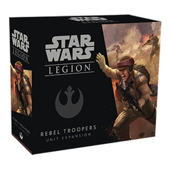 Star Wars Legion - Rebel Troopers