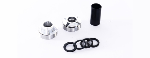 BMX Каретка Colony MID BB Kit 19mm Polished