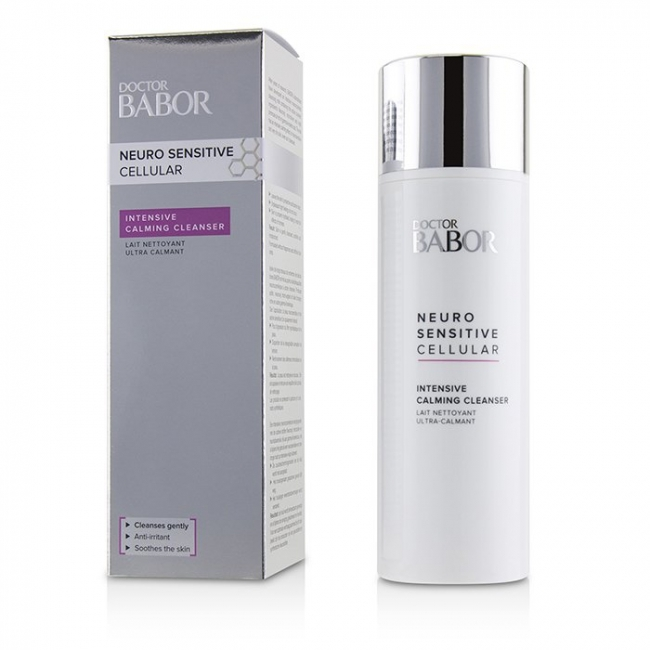 Очищающее молочко Doctor Babor Intensive Calming Cleanser 150ml