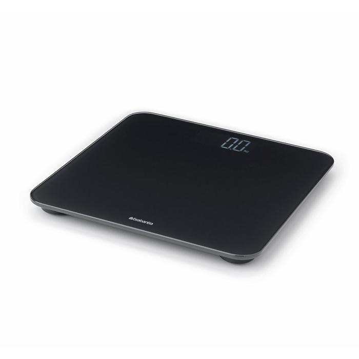 Цифровые весы для ванной комнаты, Темно-серый, арт. 280122 - фото 1