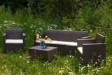 Комплект плетеной мебели Bica Nebraska 3 Set