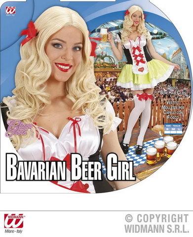 Карнавальный костюм взрослый Баварская девушка