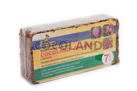 Субстрат кокосовый Cocoland Absolut Plus 7л