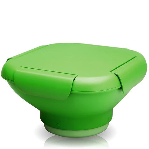 Салатник Aladdin Papillon Salad Set (1 литр), зеленый