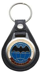 Брелок с эмблемой на виниловой подкладке №2