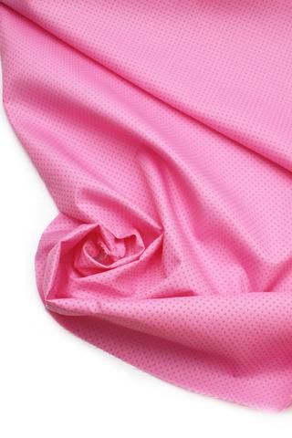 Ткань противоскользящая розовая